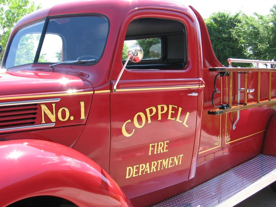 Coppell Engine 41